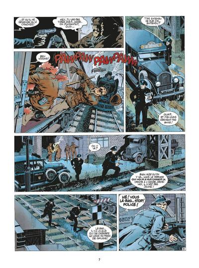 Page 0 de silence et de sang tome 5 - les sept pilliers du chaos