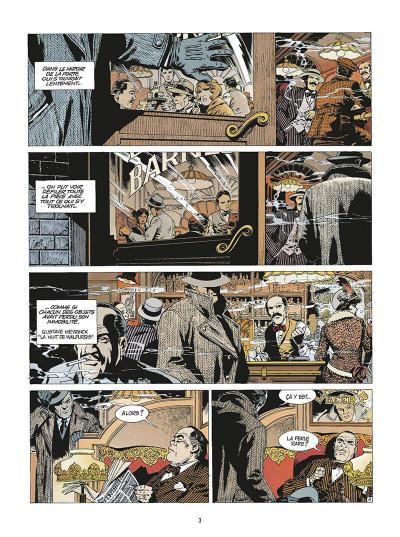 Page 6 de silence et de sang tome 5 - les sept pilliers du chaos