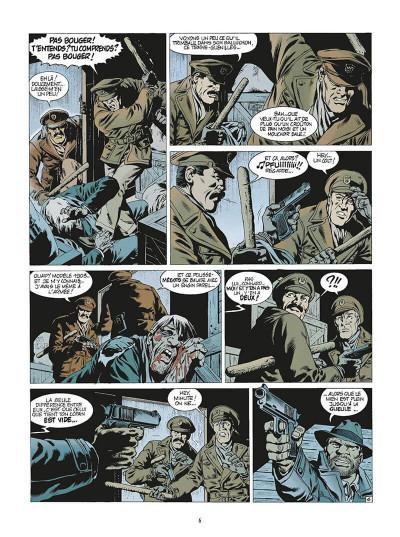 Page 9 de silence et de sang tome 5 - les sept pilliers du chaos