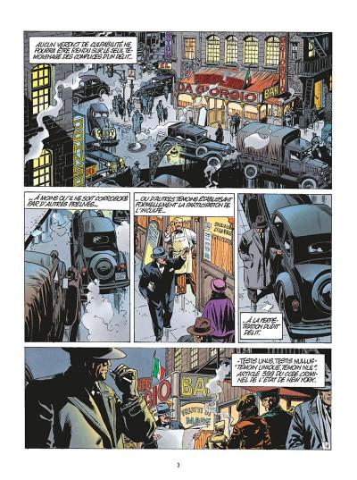 Page 6 de silence et de sang tome 8 - les 4 provinces de l'ave maria