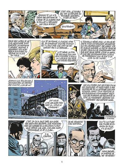 Page 8 de silence et de sang tome 8 - les 4 provinces de l'ave maria