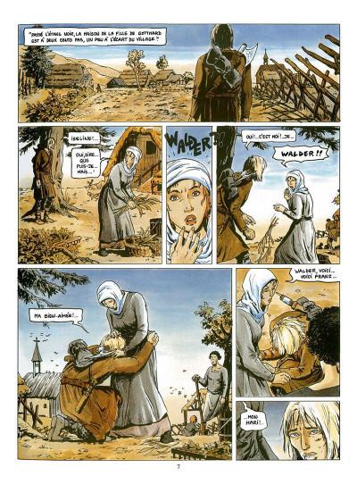 Page 0 chevalier walder tome 4 - le chevalier au corbeau