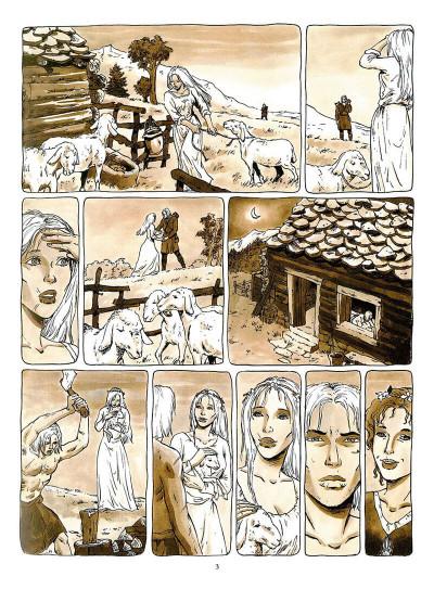 Page 6 chevalier walder tome 4 - le chevalier au corbeau