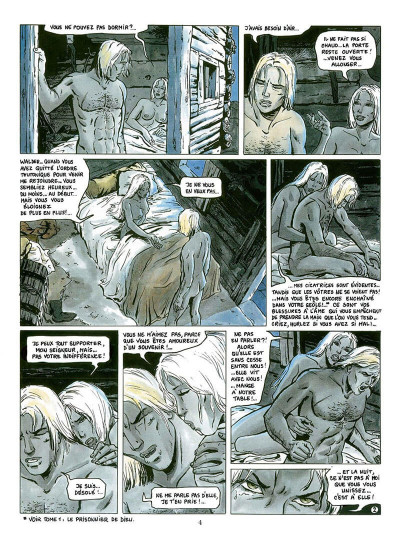 Page 7 chevalier walder tome 4 - le chevalier au corbeau