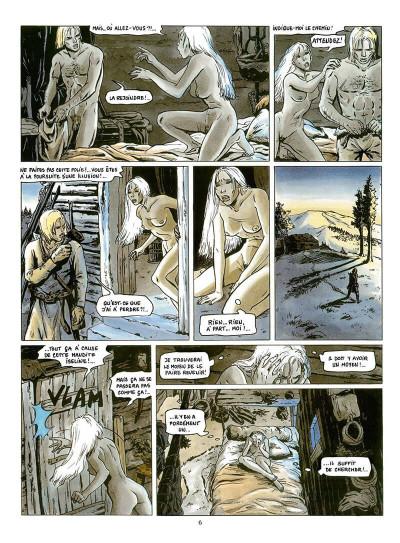 Page 9 chevalier walder tome 4 - le chevalier au corbeau