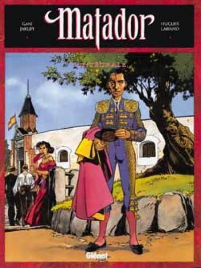 image de matador - intégrale tome 1 à tome 3