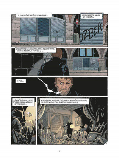 Page 6 ombres tome 4 - le sablier 2