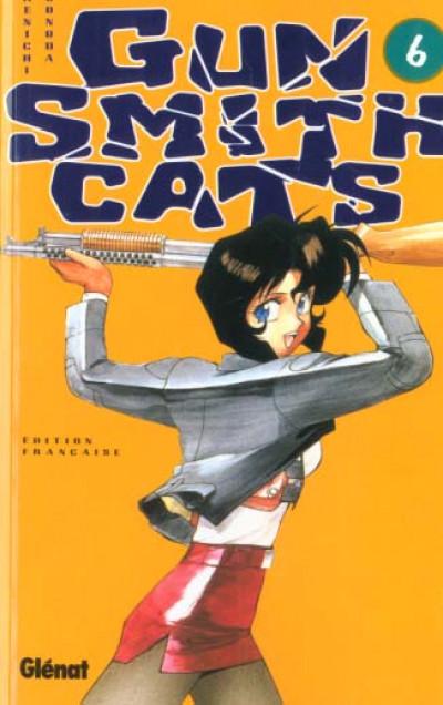 Couverture gun smith cats tome 6