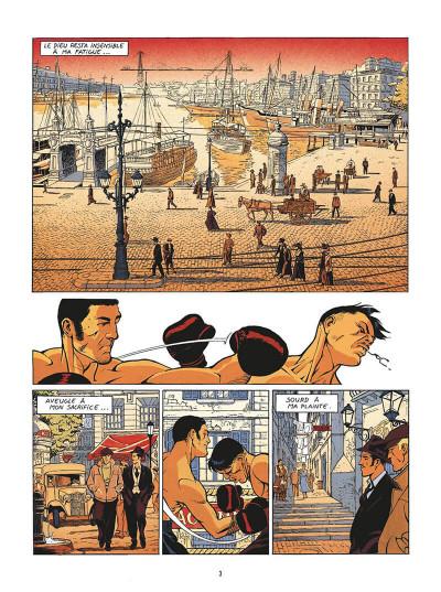 Page 6 de silence et de sang tome 13 - le système jurado
