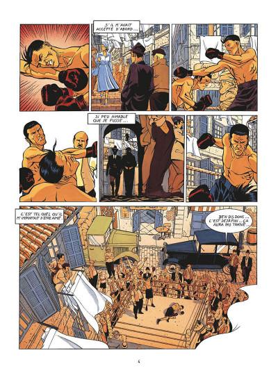 Page 7 de silence et de sang tome 13 - le système jurado