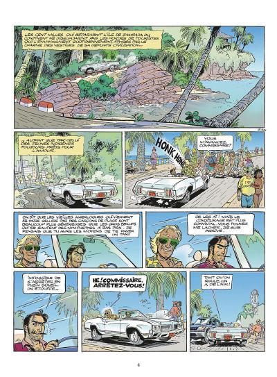 Page 5 zambada tome 1 - les vagues de la mer