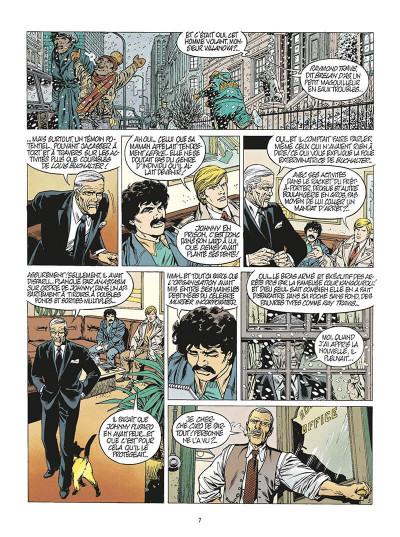 Page 0 de silence et de sang tome 7 - la dixième arcane majeure