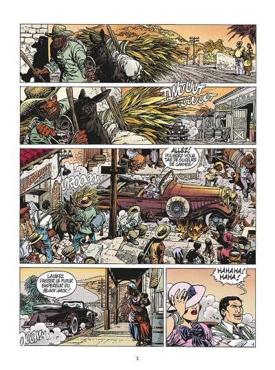 Page 6 de silence et de sang tome 7 - la dixième arcane majeure