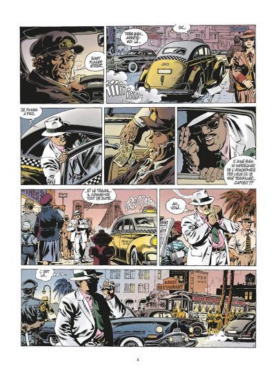 Page 7 de silence et de sang tome 9 - je n'étais même pas la