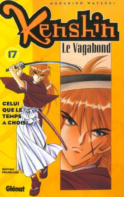 image de kenshin le vagabond tome 17 - celui que le temps a choisi