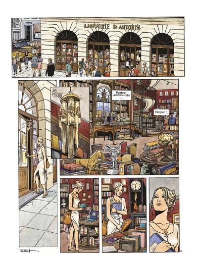 Page 6 les derniers jours de la géhenne tome 1 - queribus