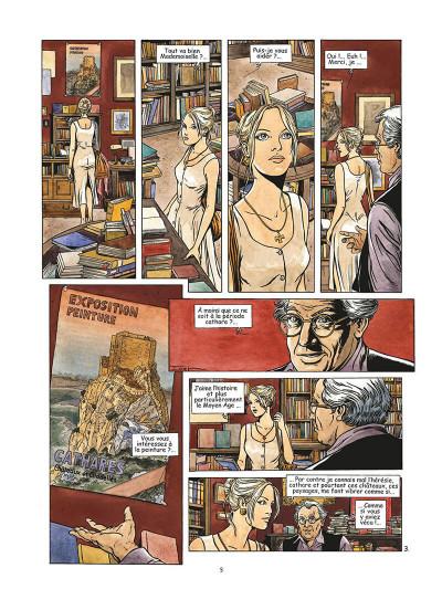 Page 7 les derniers jours de la géhenne tome 1 - queribus