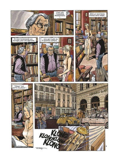 Page 8 les derniers jours de la géhenne tome 1 - queribus