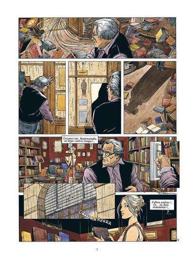 Page 9 les derniers jours de la géhenne tome 1 - queribus