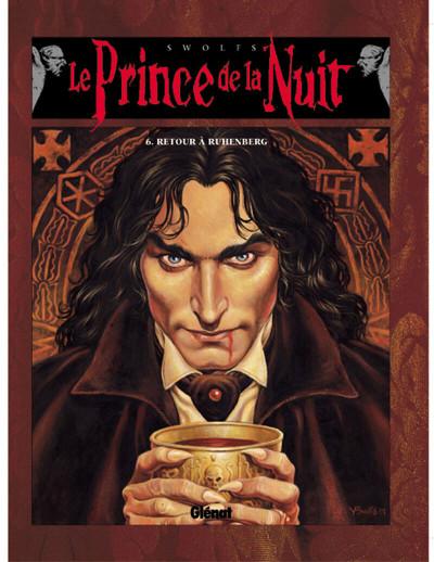 image de le prince de la nuit tome 6 - retour à ruhenberg
