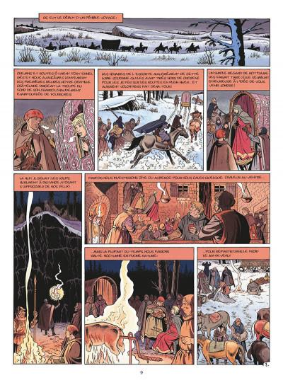 Page 0 les aigles décapitées tome 15 - mahaut