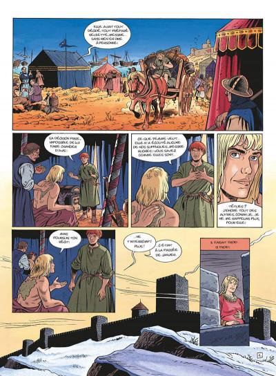 Page 4 les aigles décapitées tome 15 - mahaut