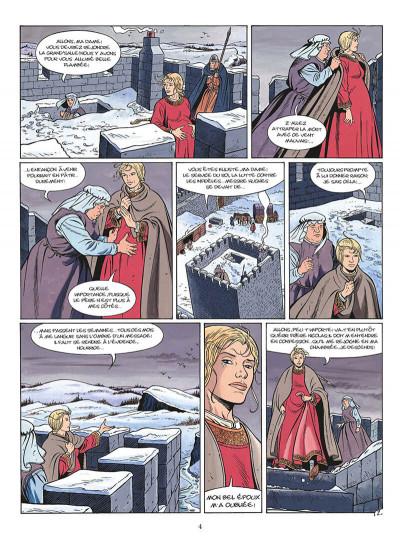 Page 5 les aigles décapitées tome 15 - mahaut