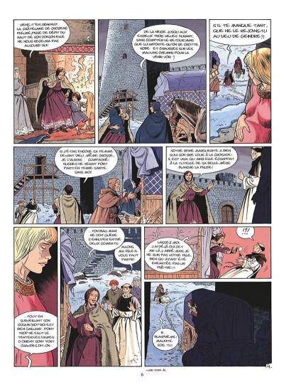 Page 7 les aigles décapitées tome 15 - mahaut