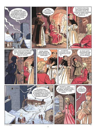 Page 8 les aigles décapitées tome 15 - mahaut