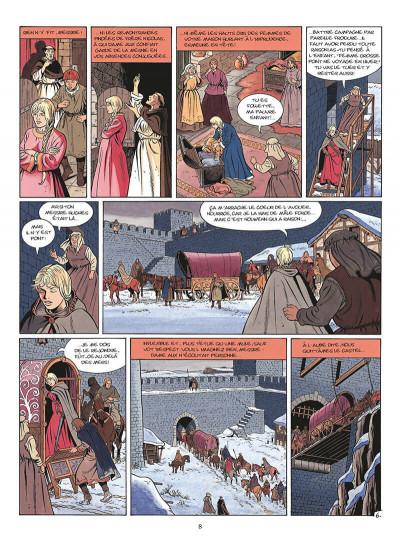 Page 9 les aigles décapitées tome 15 - mahaut
