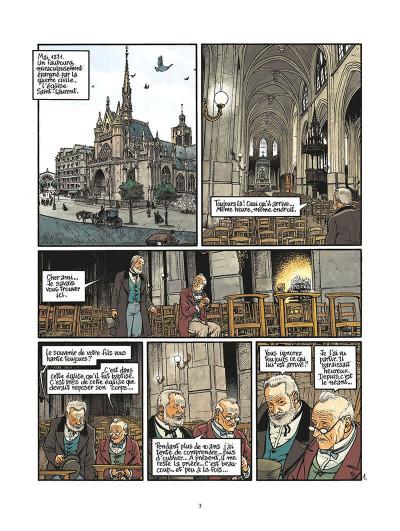 Page 6 les voleurs d'empires tome 7 - derrière le masque