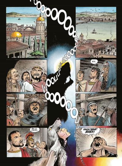 Page 0 attila mon amour tome 4 - le fléau de dieu