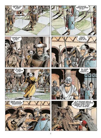 Page 4 attila mon amour tome 4 - le fléau de dieu