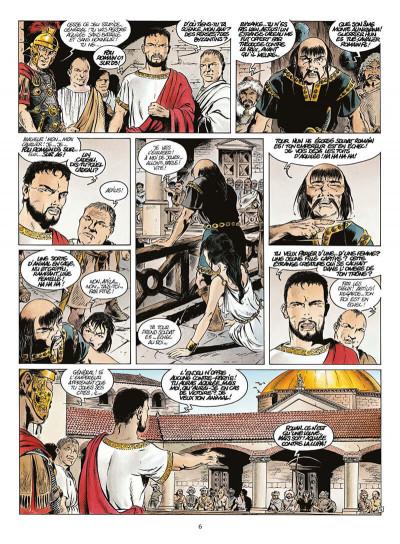 Page 7 attila mon amour tome 4 - le fléau de dieu