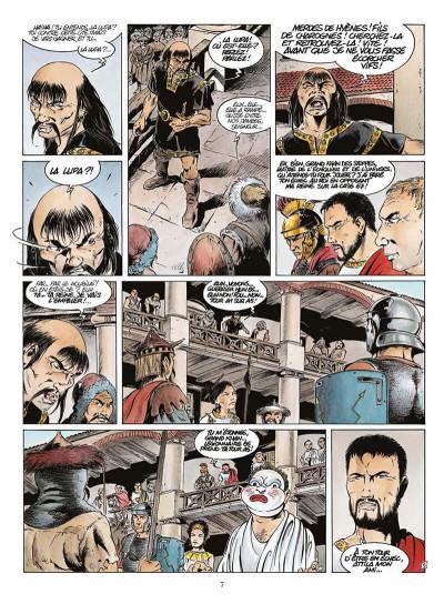 Page 8 attila mon amour tome 4 - le fléau de dieu