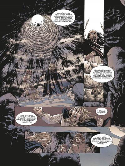 Page 9 le roman de malemort tome 3 - le don du sang