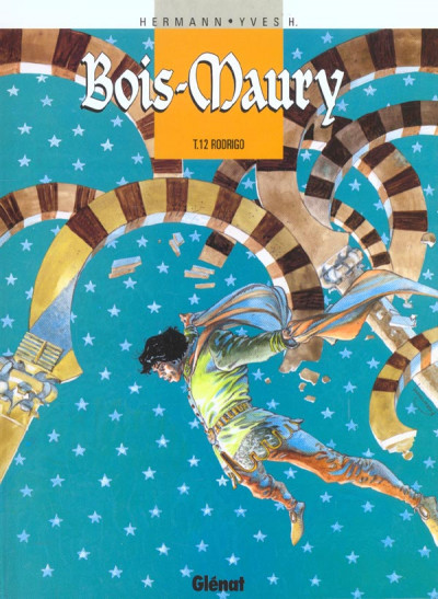 image de Les Tours de Bois-Maury tome 12 - rodrigo