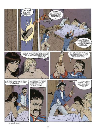 Page 0 dampierre tome 10 - l'or de la corporation