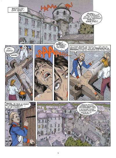 Page 6 dampierre tome 10 - l'or de la corporation
