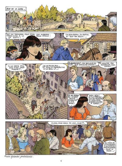 Page 7 dampierre tome 10 - l'or de la corporation