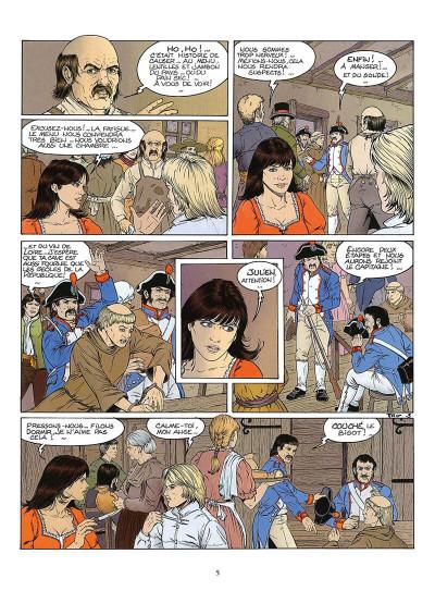 Page 8 dampierre tome 10 - l'or de la corporation
