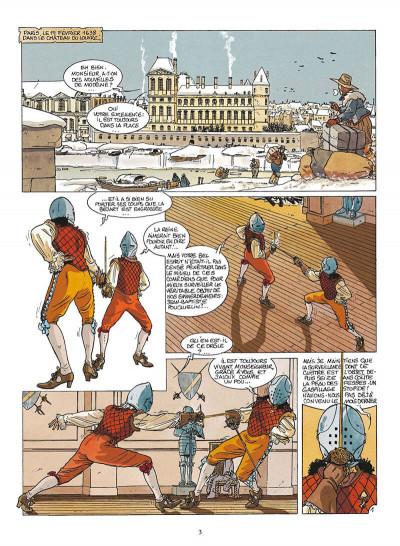 Page 6 le fou du roy tome 3 - dindons de la farce