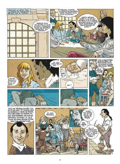 Page 9 le fou du roy tome 3 - dindons de la farce