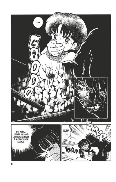 Page 6 ranma 1/2 tome 38 - le mariage