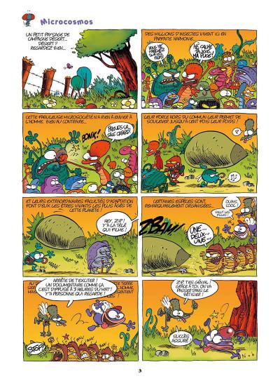 Page 6 bogzzz tome 1 - l'école buissonniere