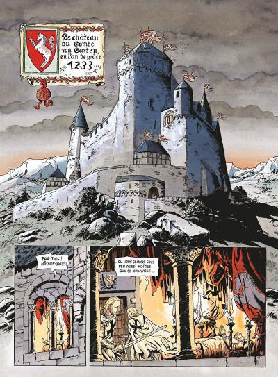 Page 6 chevalier walder tome 6 - chevalier teutonique