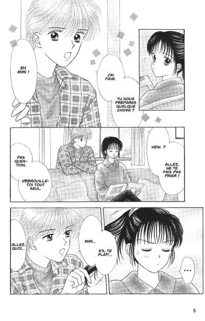 Page 4 marmalade boy tome 3