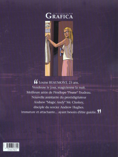 Dos incantations tome 1 - louise
