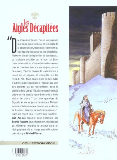 Dos les aigles décapitées tome 16 - la guerre des aigles