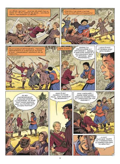 Page 0 les aigles décapitées tome 16 - la guerre des aigles